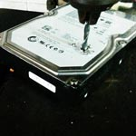 HDD 処分サービス(無料)
