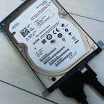 HDD データ復旧サービス