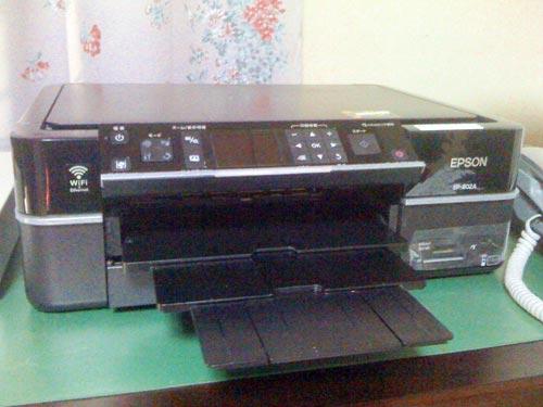 エプソン EP-802A