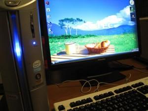 SOTEC PC STATION BJ3713KPB OSリカバリ完了