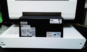 富士通 LX70W ハードディスク交換とWindows 7インストール