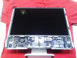 iMac 1TBへハードディスク交換