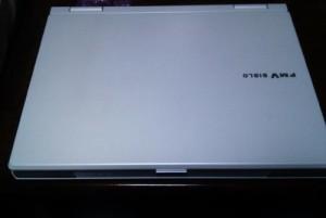 FMV-BIBLO NF50W 1GBから2GBへメモリ増設