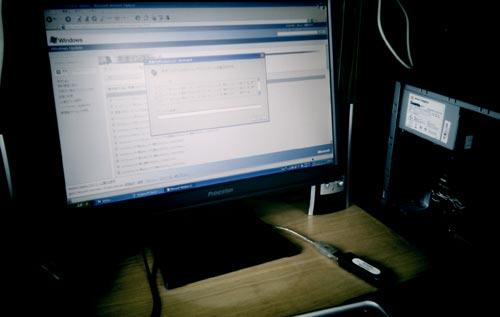 Windows XP リカバリ。データ移行。広島市安佐南区のお客様