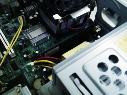 NEC MY28V/R-F メモリ512MBから1GBへ増設