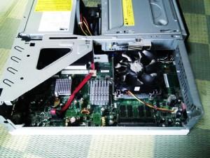 FMV-DESKPOWER CE40X9 1GBから2GBへメモリ増設