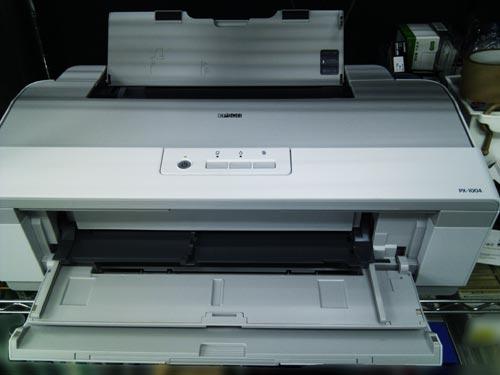 EPSON A3インクジェット PX-1004設置設定と共有設定