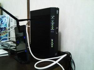 NTT PR-400MIインターネット設定。NEC ワイヤレスTVデジタル設定