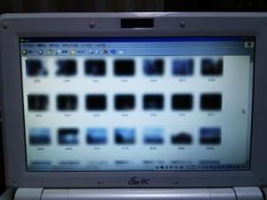 SDカード内の卒業式写真データと動画データ復元作業