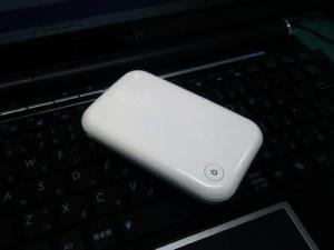 WiMAX URoad-8000 初期セットアップ。Wi-Fi接続設定