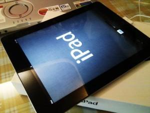 パソコン購入後のセットアップ、データ移行。iPad設定
