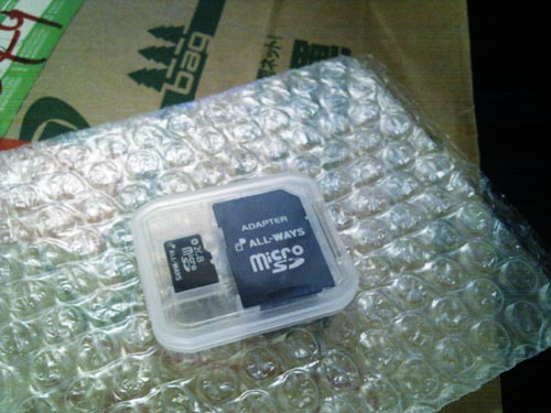 スマートフォンで使用しているSDカード内の写真データ復元