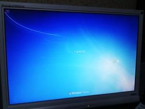 Windows7 「0x1000007E」エラーで起動できない
