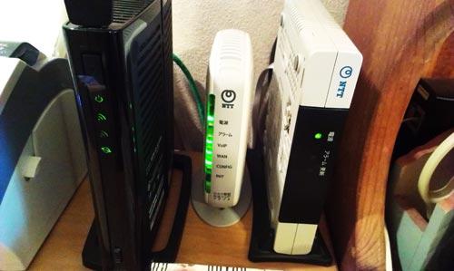 インターネットが繋がらない!停電後のトラブル