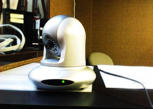 ネットワークカメラ CS-WMV04N2 設定