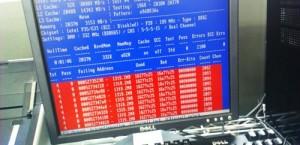パソコンが勝手に再起動。保存したファイルも一部破損。その原因は。