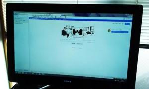 NEC Aterm WG300HP 無線ルータ設定とクラウド設定