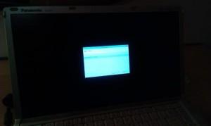 「Windowsを再インストールする。」リカバリモードで起動してしまい、通常起動できない。