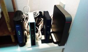 お引っ越し後のインターネット設定、Wi-Fiプリンタトラブル。