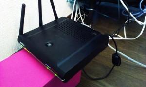 BUFFALO 無線ルータの設定と、PC Mac PS4 Wi-Fi接続設定。