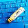 USBフラッシュメモリ「フォーマットする必要があります。フォーマットしますか?」
