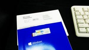 Windows XPからWindows 7へ、クリーンインストール。