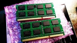ONKYO EGPN323DR32P メモリ交換。2GBから4GBへ。