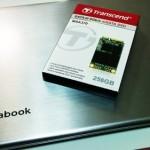 TOSHIBA dynabook KIRA V63 SSDを128GBから256GBへ交換。