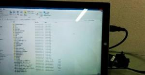 パソコンに水をこぼして起動できない!必要なファイルを取り出せるか診断。