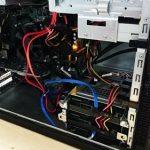 DELL デスクトップ HDD交換
