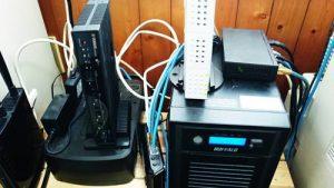 NEC Aterm WG2200HP (PA-WG2200HP) 交換環境