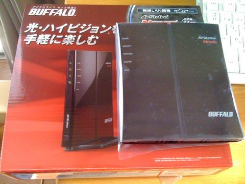 BUFFALO WHR-G300N