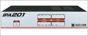 ネットワーク設定 ipa201