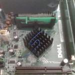 DELL Dimension 4600C エラーが出て起動しなくなった。広島市安佐北区「めぶらーな」様