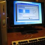 SOTEC PC STATION BJ3713KPB リカバリ依頼。広島市南区のお客様