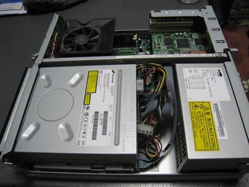 富士通 FMV DESKPOWER CE50L7 ハードディスク交換
