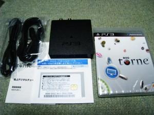 PS3 地上デジタルレコーダー「torne」