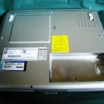 NEC LaVie L LL750/2 ハードディスク交換とデータ移行。広島市安佐北区のお客様