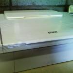 EPSON PX-402A 購入後の設置設定。広島市安佐南区のお客様