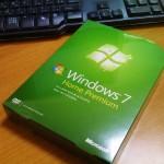 Windows Vista から Windows 7 へアップグレード。広島市安佐南区のお客様