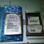 Sotec WinBook WA2220C4B ハードディスク交換・メモリ増設・無線LAN設定。広島市安佐南区のお客様