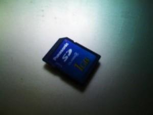 誤ってフォーマットしたSDカードから写真データ復元