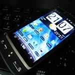 iPhone 3GからHTC Desire X06HTへ機種変更!