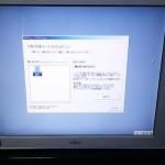 富士通 デスクトップパソコン LX50M リカバリ。広島市西区のお客様