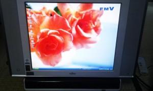 富士通 デスクトップパソコン LX50M リカバリ
