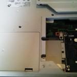 富士通 FMV-BIBLO NB50J ハードディスクデータ救出。広島市安佐南区のお客様