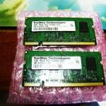 NEC VALUESTAR VN750 1GBから2GBへメモリ増設。広島市安佐北区のお客様