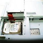 富士通 FMV-BIBLO NB9/95 ハードディスクからデータ取り出し。広島市西区のお客様