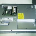 NEC Lavie ll750/2 256MBから512MBへメモリ増設。広島市安佐北区のお客様