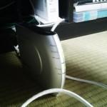 新しく購入されたノートパソコン iPod Touch PSP Wi-Fi接続設定。広島市南区のお客様